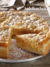 Rezept - Altländer Apfelkuchen - Simply Kreativ Äpfel-und Pflaumen-Rezepte für den Thermomix® 05/2018