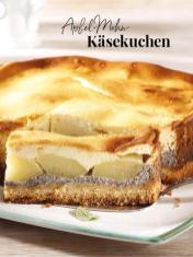 Rezept - Apfel-Mohn-Käsekuchen - Simply Kreativ Äpfel-und Pflaumen-Rezepte für den Thermomix® 05/2018