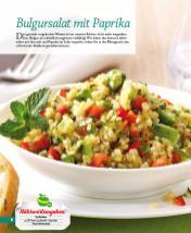 Rezept - Bulgursalat mit Paprika - Simply Kochen mini – Rezepte für den Thermomix® 05/18