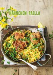 Rezept - Hähnchen-Paella - Simply Kochen Mediterran 05/2018
