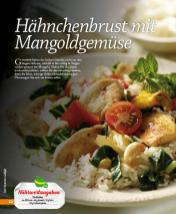 Rezept - Hähnchenbrust mit Mangoldgemüse - Simply Kochen mini – Rezepte für den Thermomix® 05/18