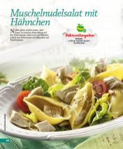 Rezept - Muschelnudelsalat mit Hähnchen - Simply Kochen mini – Rezepte für den Thermomix® 05/18