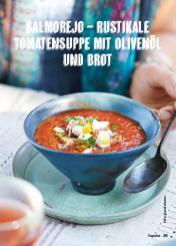 Rezept - Rustikale Tomatensuppe - Simply Kochen Mediterran 05/2018