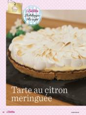 Rezept - Tarte au citron meringuée - Das große Backen - 09/2018