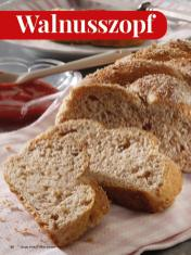 Rezept - Walnusszopf - Simply Kreativ - Brot backen - Sonderheft - 01/2019