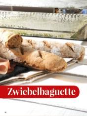 Rezept - Zwiebelbaguette - Simply Kreativ - Brot backen - Sonderheft - 01/2019
