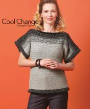 Strickanleitung - Cool Change - Fischgrät-Top - Designer Knitting 05/2018