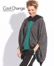 Strickanleitung - Cool Change - Kapuzen-Poncho - Designer Knitting 05/2018