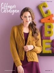Strickanleitung - Offener Cardigan - Simply Kreativ Brioche-Guide