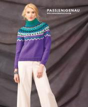 Strickanleitung - Pass(en)genau - Rollkragenpullover - Designer Knitting - 06/2018
