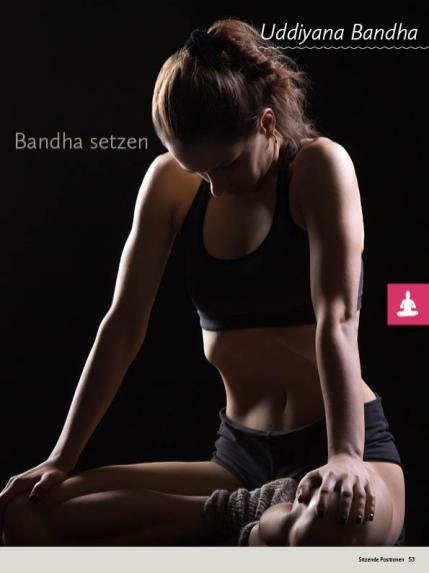 Yoga-Anleitung - Bandha setzen - Yoga - der große Guide - 01/2018