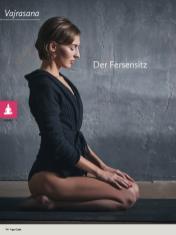 Yoga-Anleitung - Der Fersensitz - Yoga - der große Guide - 01/2018
