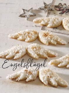 Rezept - Engelsflügel - Simply Backen Special Weihnachtsplätzchen mit dem Thermomix® - 01/2018
