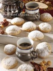 Rezept - Russische Butterplätzchen - Simply Backen Special Weihnachtsplätzchen mit dem Thermomix® - 01/2018