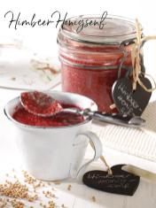 Rezept - Himbeer-Honigsenf - Simply Kreativ Sonderheft Weihnachtsrezepte 01/2019