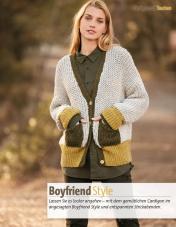 Strickanleitung - Boyfriend-Style - Fantastische Winter Strickideen - 05/2018