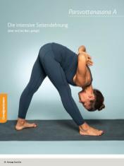 Yoga Anleitung - Parsvottanasana A - Sportplaner - Yoga Guide 01/2019