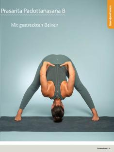 Yoga Anleitung - Prasarita Padottanasana B - Sportplaner - Yoga Guide 01/2019