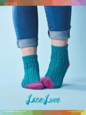 Häkelanleitung - Lace-Love - Simply Häkeln 01/2019