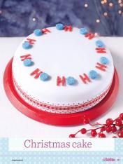 Rezept - Christmas cake - Das große Backen - 12/2018