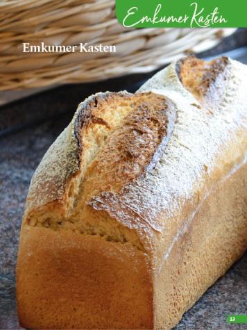 Rezept - Emkumer Kasten - Simply Backen Sonderheft Brotdoc Vol. 2 - Heft 02/2019