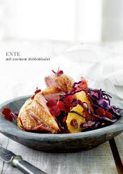 Rezept - Ente mit warmem Rotkohlsalat - Simply Kreativ healthy - Darm in Topform - 01/2019