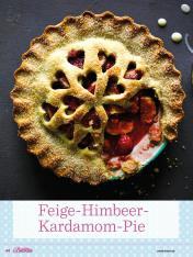 Rezept - Feige-Himbeer-Kardamom-Pie - Das große Backen - 12/2018