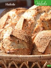 Rezept - Haferle - Simply Backen Sonderheft Brotdoc Vol. 2 - Heft 02/2019