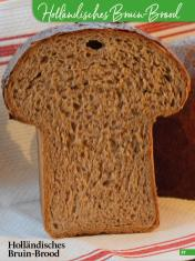 Rezept - Holländisches Bruin-Brood - Simply Backen Sonderheft Brotdoc Vol. 2 - Heft 02/2019
