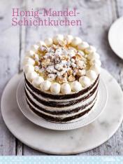 Rezept - Honig-Mandel-Schichtkuchen - Das große Backen - 12/2018