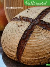 Rezept - Poahlbürgerbrot - Simply Backen Sonderheft Brotdoc Vol. 2 - Heft 02/2019