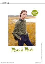 Strickanleitung - Moos & Moor - Simply Stricken 01/2019
