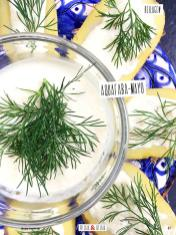 Rezept - Aquafaba-Mayo - Simply Kochen Sonderheft Detox 01/2019