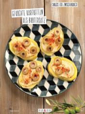 Rezept - Gekochte Kartoffeln als Brotersatz - Simply Kochen Sonderheft Detox 01/2019