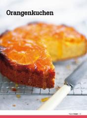 Rezept - Orangenkuchen - Healthy Vegan Sonderheft - Vegan - 01/2019