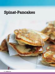 Rezept - Spinat-Pancakes - Healthy Vegan Sonderheft - Vegan - 01/2019