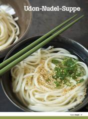 Rezept - Udon-Nudel-Suppe - Healthy Vegan Sonderheft - Vegan - 01/2019