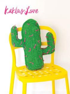 Häkelanleitung - Kaktus-Love - Simply Häkeln 02/2019