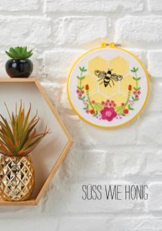 Nähanleitung - Süß wie Honig - Simply Nähen 02/2019