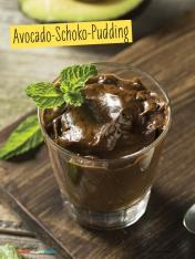 Rezept - Avocado-Schoko-Pudding - Simply Backen mit und für Kinder - mit Nina Kämpf von Mamaaempf