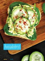 Rezept - Avocadobrot - Simply Backen mit und für Kinder - mit Nina Kämpf von Mamaaempf