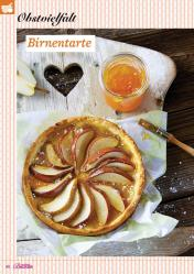 Rezept - Birnentarte - Das große Backen 02/2019