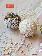 Rezept - Cake-Pops - Simply Backen mit und für Kinder - mit Nina Kämpf von Mamaaempf