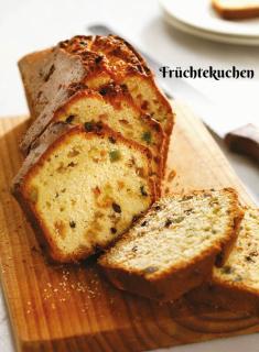 Rezept - Früchtekuchen - Simply Kochen Sonderheft Zuckerfrei 01/2019
