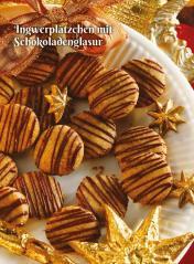 Rezept - Ingwerplätzchen mit Schokoladenglasur - Simply Kochen Sonderheft Zuckerfrei 01/2019