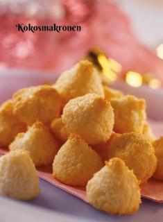 Rezept - Kokosmakronen - Simply Kochen Sonderheft Zuckerfrei 01/2019
