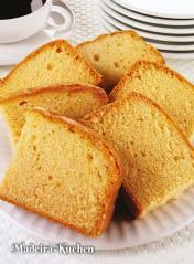 Rezept - Madeira-Kuchen - Simply Kochen Sonderheft Zuckerfrei 01/2019