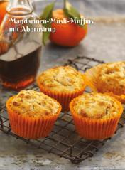 Rezept - Mandarinen-Müsli-Muffins mit Ahornsirup - Simply Kochen Sonderheft Zuckerfrei 01/2019