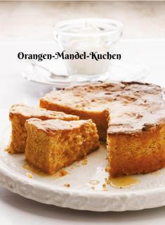 Rezept - Orangen-Mandel-Kuchen - Simply Kochen Sonderheft Zuckerfrei 01/2019