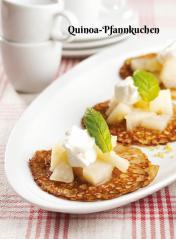 Rezept - Quinoa-Pfannkuchen - Simply Kochen Sonderheft Zuckerfrei 01/2019